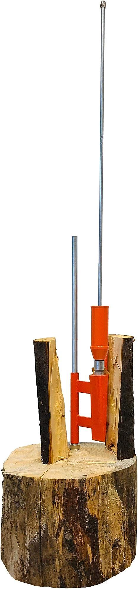 Timber Tuff TMW-11 Manual Log Splitter Renewed Green