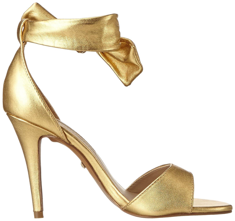 Womens 316-3200 Sheep Metalic Wedge Heels Sandals Buffalo n2vQ3AqWIE