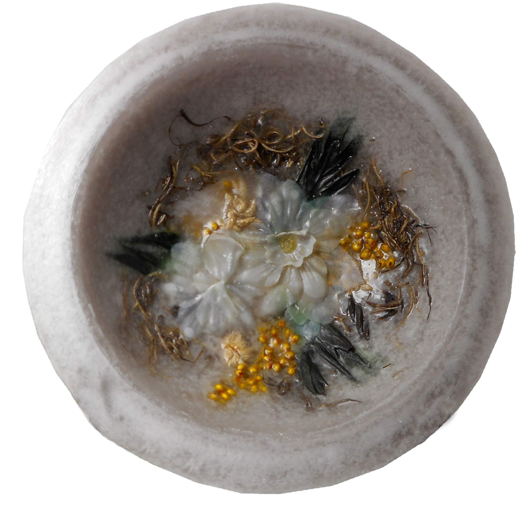 Habersham Garden Vanilla Personal Space Wax Pottery Vessel