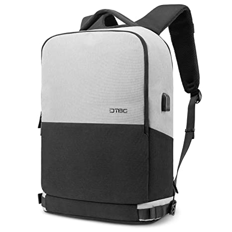 75237111a DTBG Laptop Backpack Anti Theft Business Travel Backpack w/USB Charging Port  College Computer Backpack