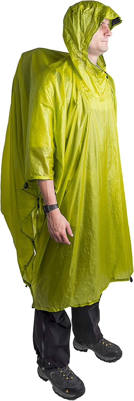 best lightweight rain poncho