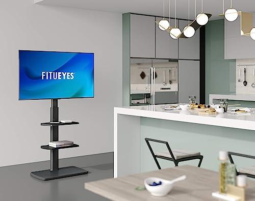 FITUEYES Floor TV Stand Mount