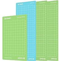 Xinart Cutting Mat for Cricut Joy(4.5x12 Inch Standardgrip 2pcs, 4.5x12 Inch Lightgrip 1pcs, 4.5x6.5 Inch Standardgrip…