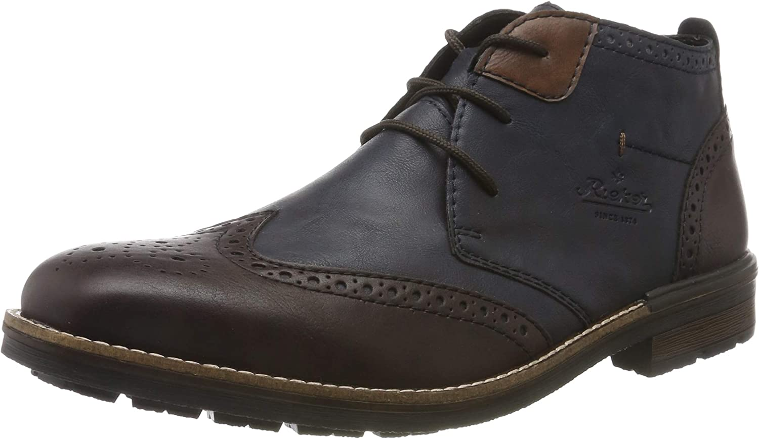 Rieker Herren B1343 Klassische Stiefel