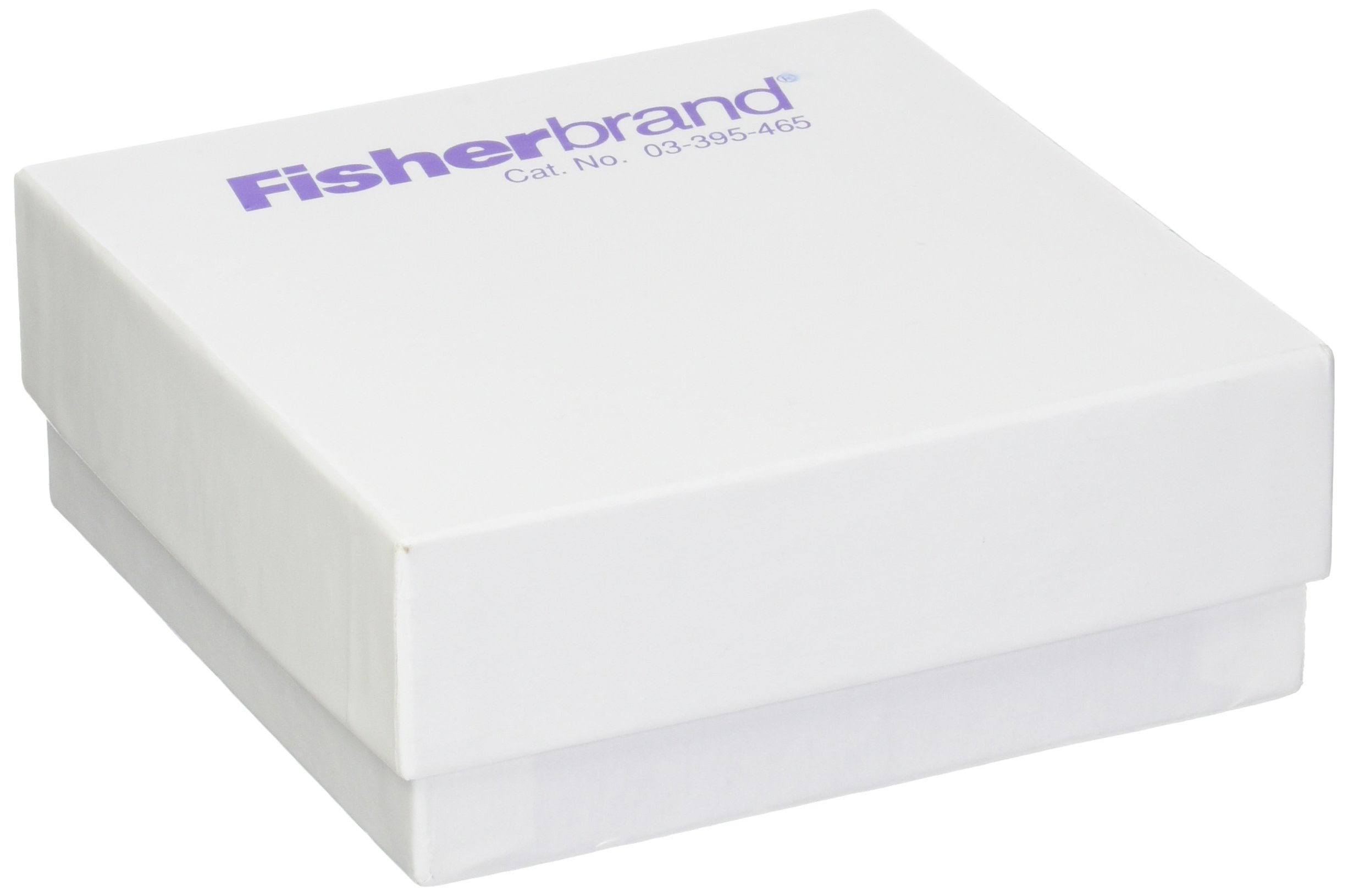 Fisher Scientific 03-395-465 Fiberboard Cryo/Freezer Boxes, 5'' Length, 2'' Height, 5'' Width