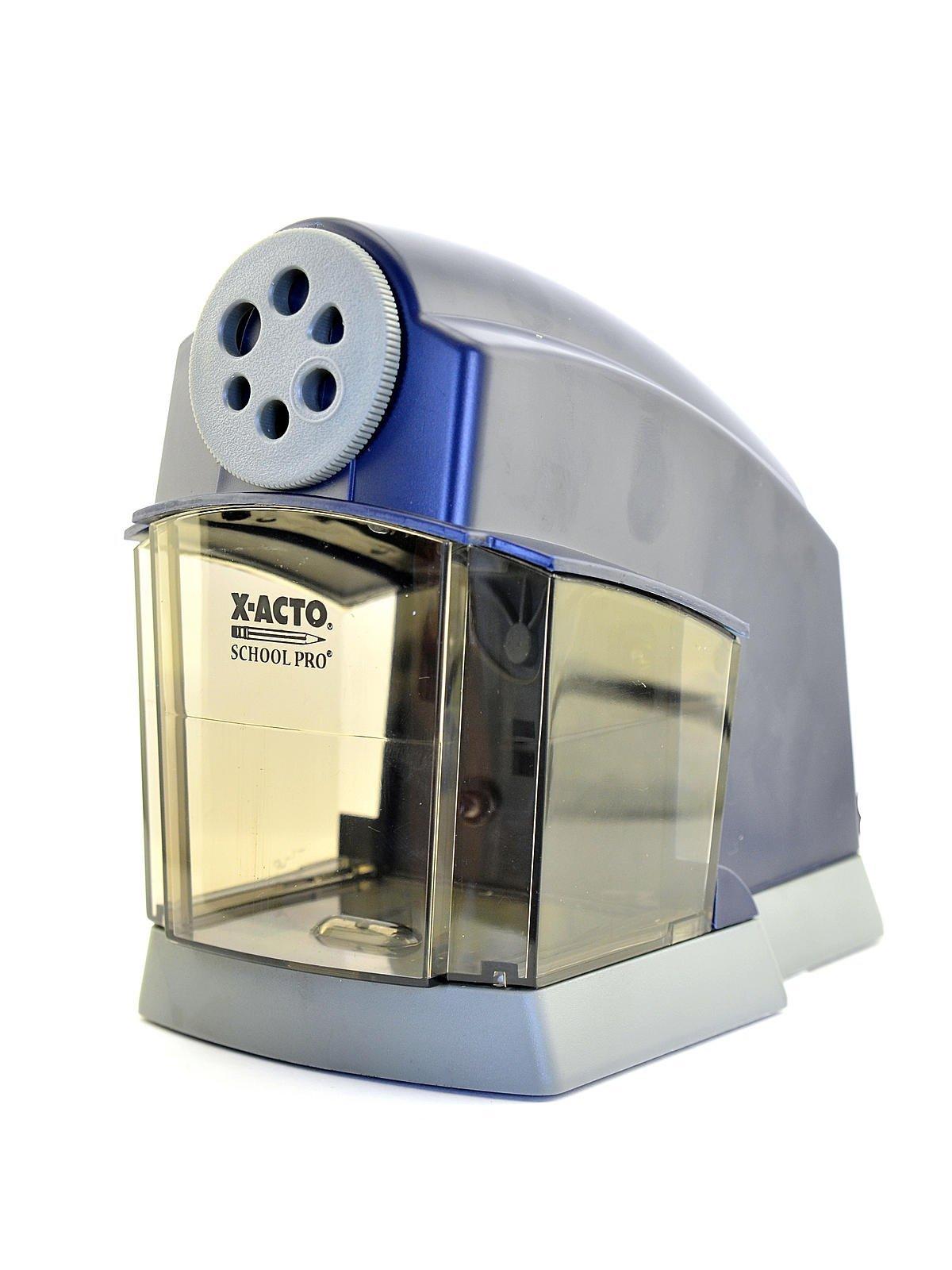 X-Acto Boston School Pro Electric Pencil Sharpener 1 pcs sku# 1832870MA