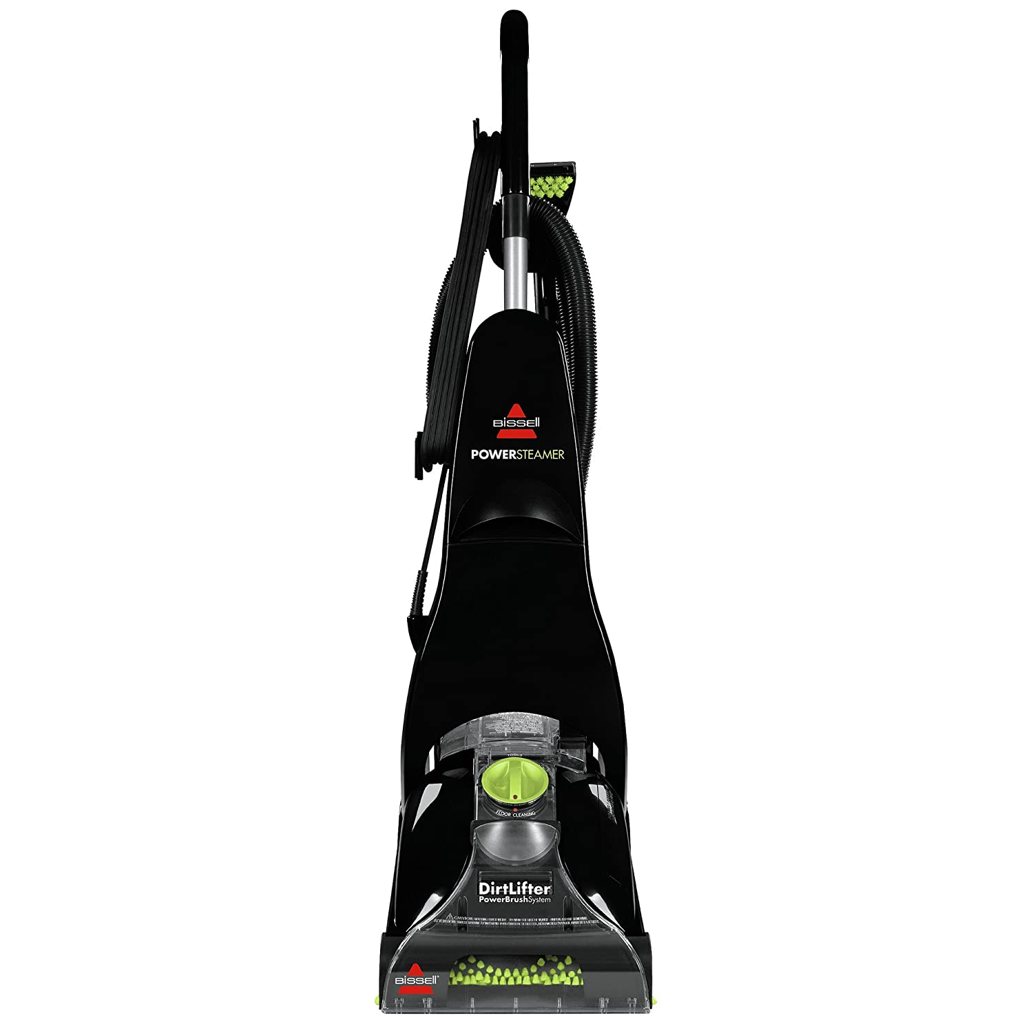 Amazon.com - Bissell Powersteamer Powerbrush Carpet Cleaner and Carpet  Shampooer, 16237 -