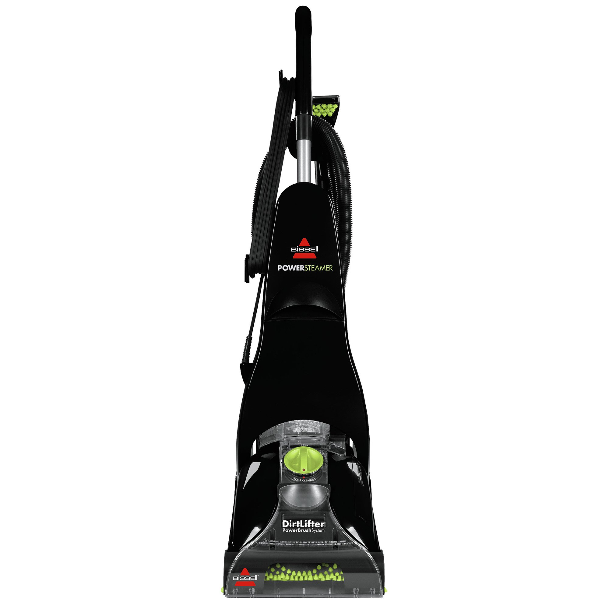 BISSELL Powerbrush Carpet Steamer and Carpet Cleaner, 16237