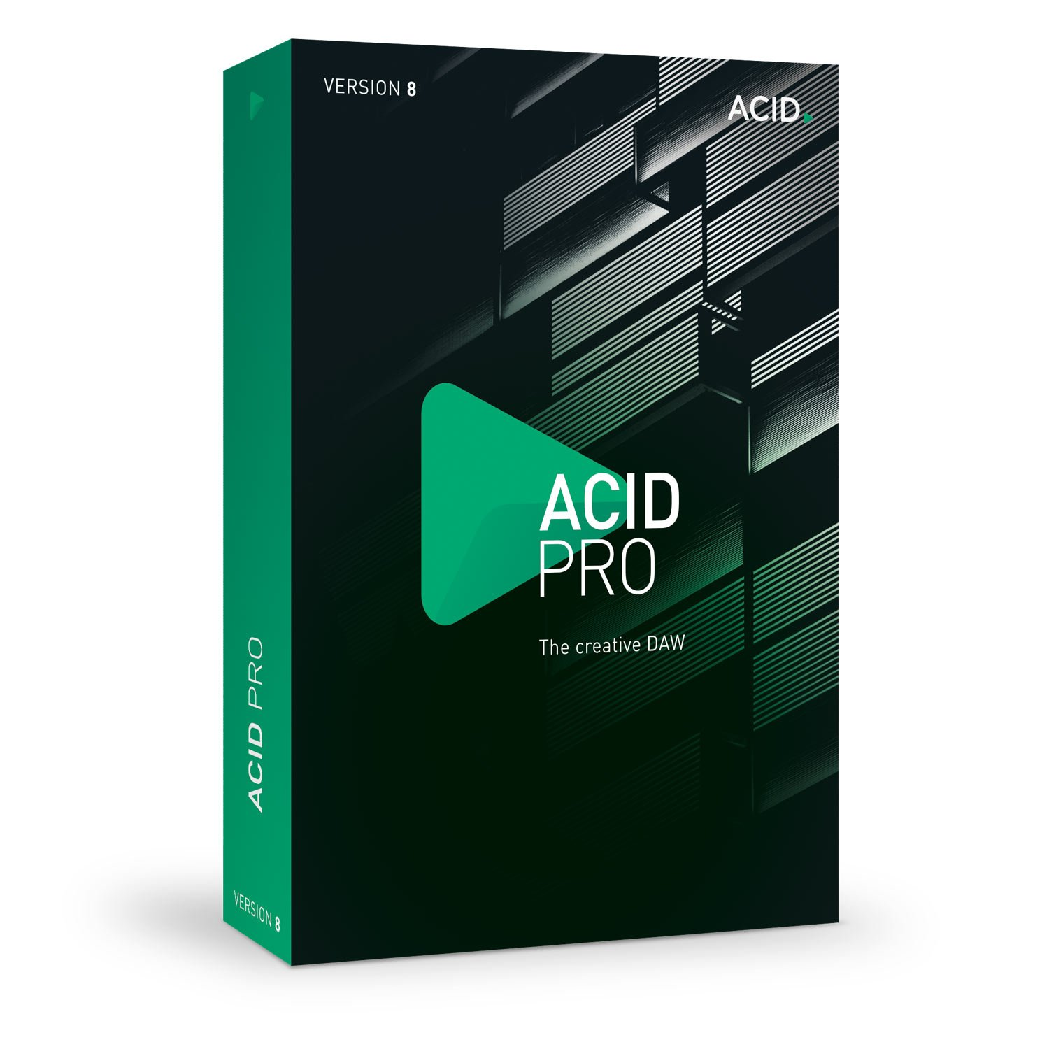 Acid Pro Version 8 Professional Music Production with Acidized Loops