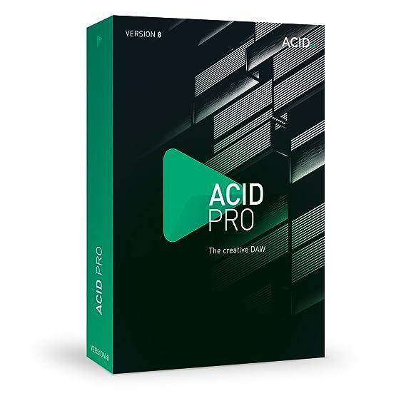 Amazon Acid Pro Version 8