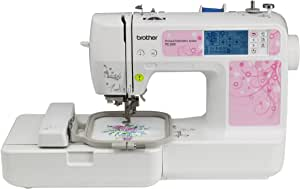 Brother PE500 4x4 Embroidery Machine With 70 Builtin Designs and 5 Fonts