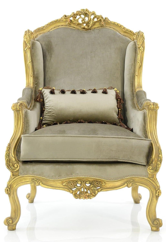 Sessel - Stil Antik | Barock | Rokkoko | Louis XV / XVI | Klassische | Handgefertigt | Massivholz