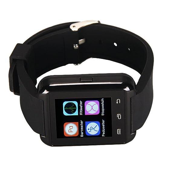 Reloj Inteligente, eJiasu U8 Smart Watch Reloj Inteligente Mujer para teléfonos inteligentes Android Samsung Galaxy S4 / S5 / S6 Edge Note 3/4/5 HTC Sony ...