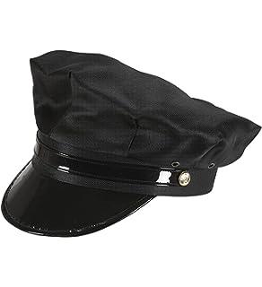Widmann WDM03608 - Costume Per Adulti Cappello Autista ccea635bcf06