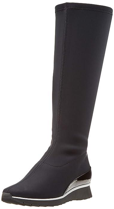 new style d630f b6ed4 HÖGL Damen High Impact Hohe Stiefel: Amazon.de: Schuhe ...