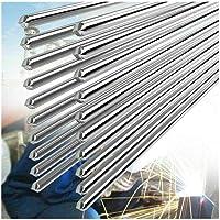 10 STKS 2.0 MM 50 CM Lage Temperatuur Aluminium Lasdraad, Handige Duurzame Al Soldeerstang Geen Soldeerpoeder Nodig