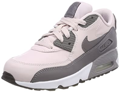 wholesale dealer cd746 7fc50 Nike Air Max 90 LTR (PS), Chaussures de Gymnastique Fille, (Barely ...