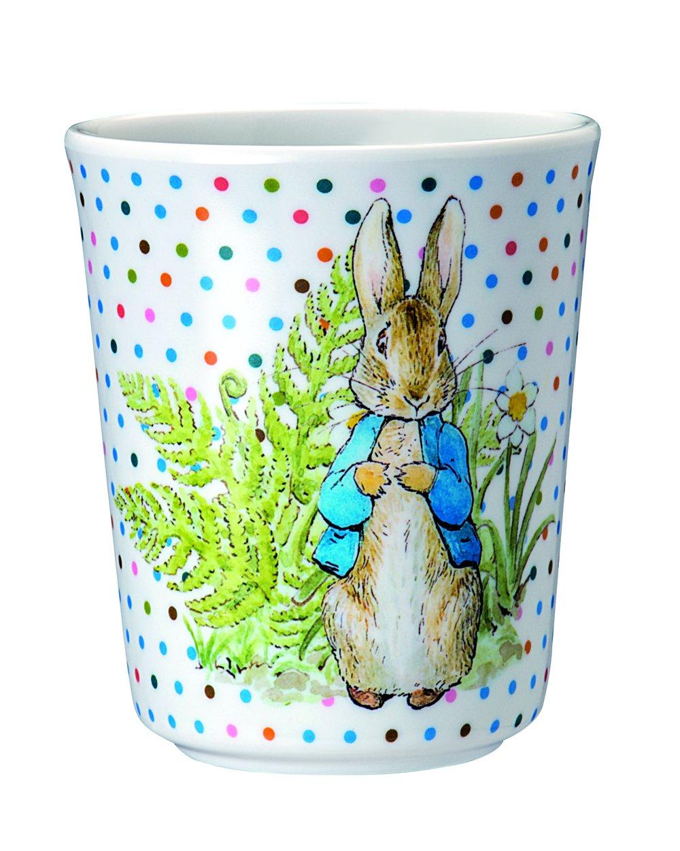 Petit Jour motivo Peter Rabbit Bicchiere in melamina