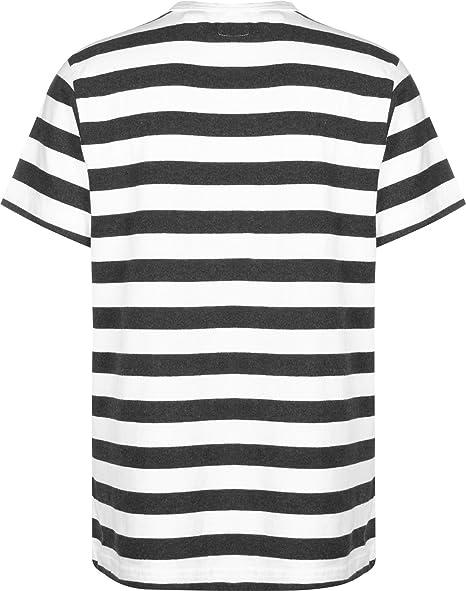 1ac6c433f08f25 Levi's ® Mighty Made T-Shirt Deck White: Amazon.de: Bekleidung