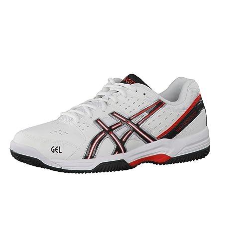 Zapatillas Asics Gel Dedicate 3 Clay Blanca 44 1/2: Amazon.es: Zapatos y complementos