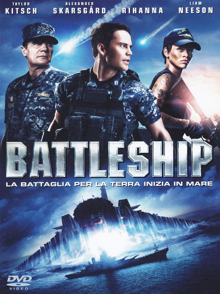 Battleship: Amazon.it: Kitsch,Skarsgard,Rihanna, Kitsch,Skarsgard ...