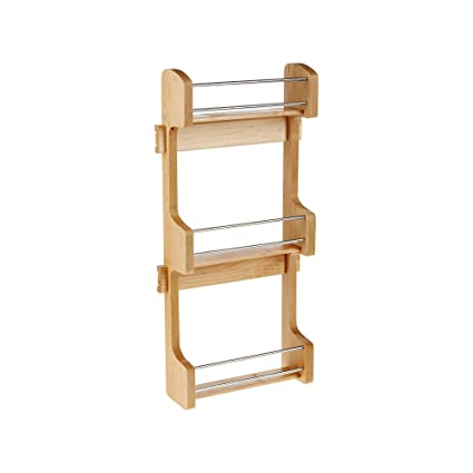 Rev A Shelf   4SR 15   Small Cabinet Door Mount Wood 3
