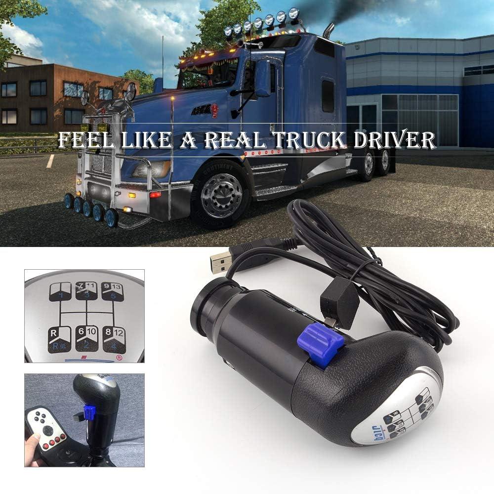 USB Gearshift Knob from a MAN truck ATS /& ETS2 Games Logitech G29 G27 G25 G920