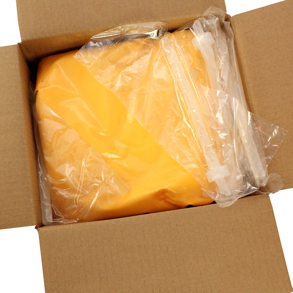 Muy Fresco TFF Cheddar Cheese Sauce A4 106 oz. (4 count)