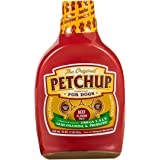 Petchup Nutritional Dog Food Gravy Topper - Best Gluten Free, High Protein Dry Dog Food Topper with Beef Bone Broth. Natural, Holistic, Healthy Dog Food Toppers with Glucosamine for Dogs.