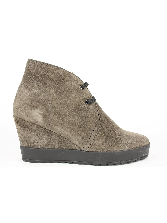 FRAU DONNA - Zapatos de cordones para mujer 37 VISONE