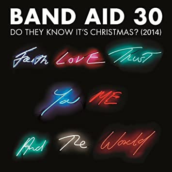 amazon do they know it s christmas 2014 band aid 30