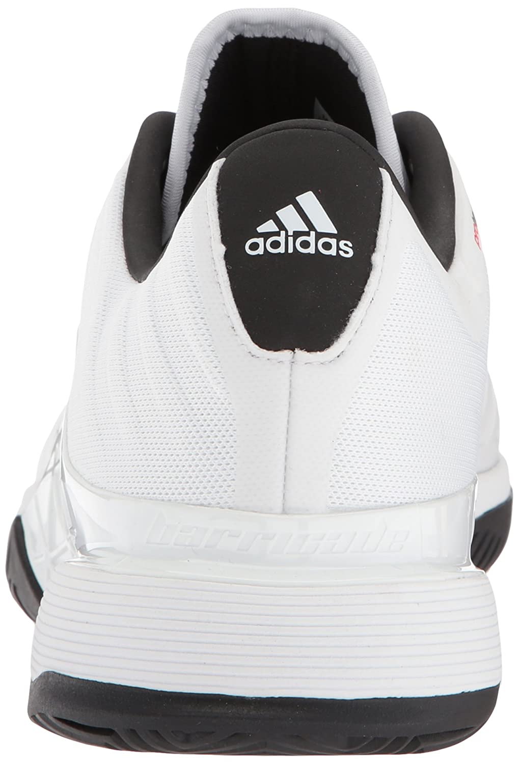 fe60c8ed Amazon.com | adidas Men's Barricade 2018 Tennis Shoe | Tennis & Racquet  Sports
