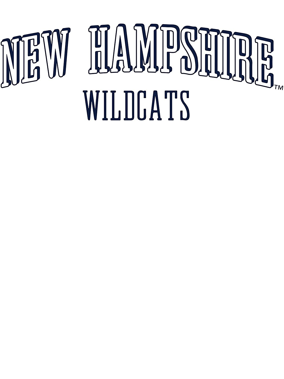 NCAA New Hampshire Wildcats RYLNHM07 Unisex Slapshot Vintage Jersey T-Shirt