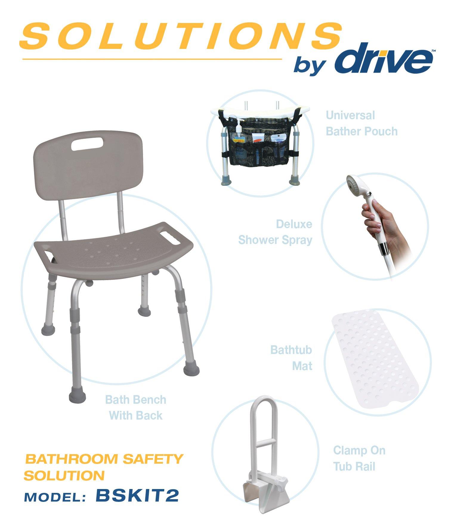 Bathroom Safety Solution - Bathroom Safety