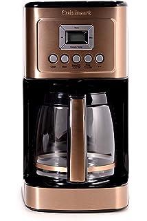Amazon.com: Cuisinart - Cafetera térmica programable, Acero ...