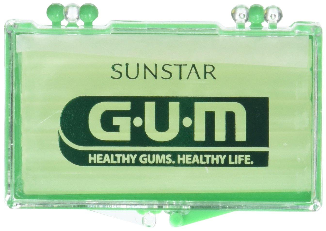Butler G-U-M Orthodontic Wax, Mint (Pack of 2) Gum