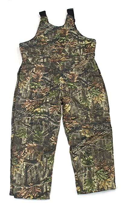 2d368d6339043 Amazon.com: Clarkfield Outdoors Big & Tall Camo Lined Bib Overalls ...