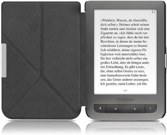 Kwmobile Hülle Kompatibel Mit Pocketbook Touch Lux 3 Elektronik
