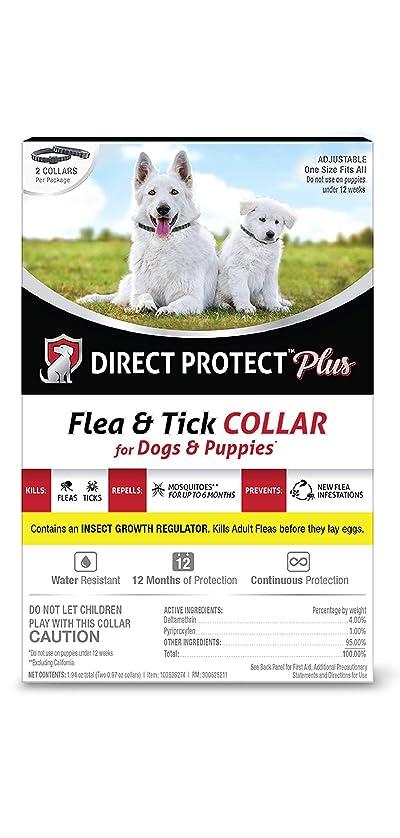 Direct Protect Plus Flea & Tick Collars