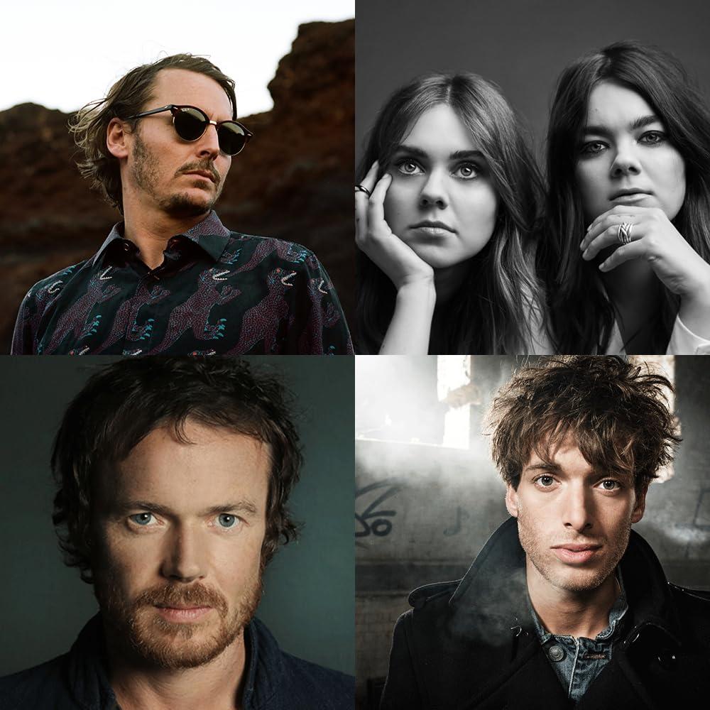 Modern Folk & Singer-Songwriters