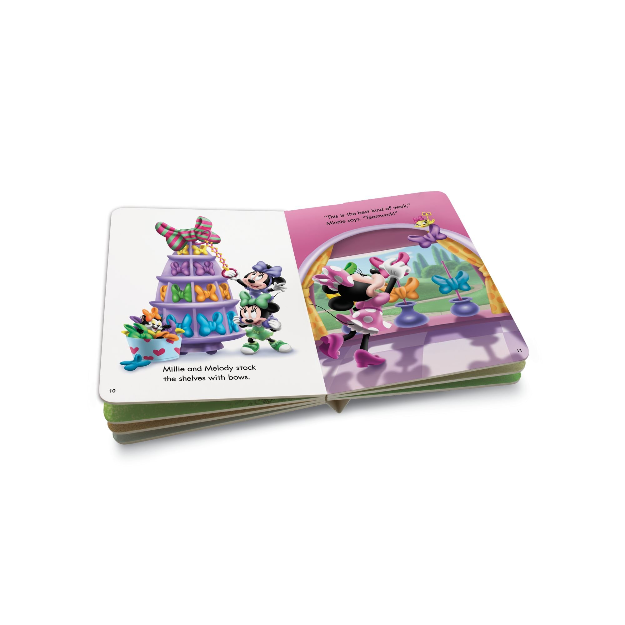 LeapFrog LeapReader Junior Book Disney Minnie (Works with Tag Junior) by LeapFrog (Image #5)