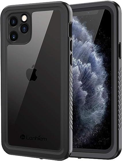 Lanhiem Für Iphone 11 Pro Max Hülle Ip68 Wasserdicht Elektronik