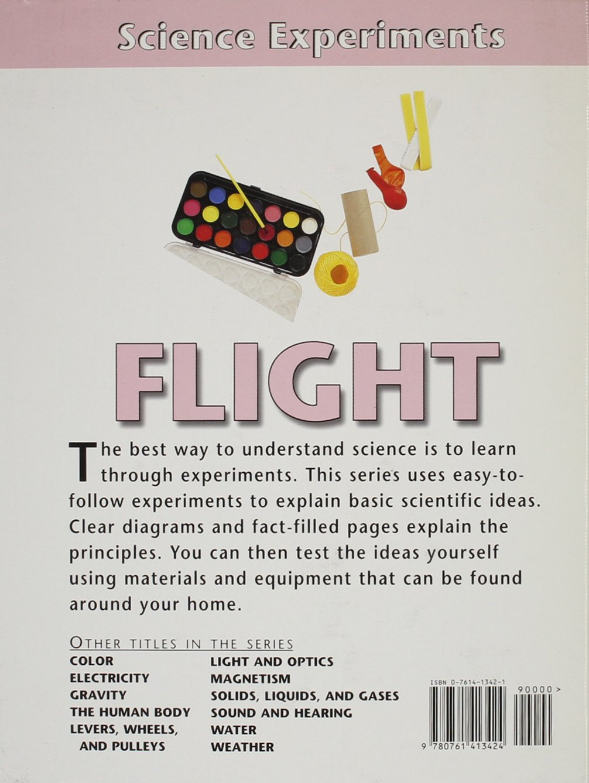 Flight (Science Experiments): John Farndon: 9780761413424: Amazon ...