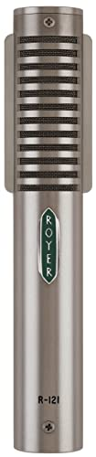 Royer Labs R-121 Large-Element Ribbon Microphone