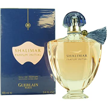 Amazoncom Guerlain Shalimar Parfum Initial By Guerlain Edp Spray