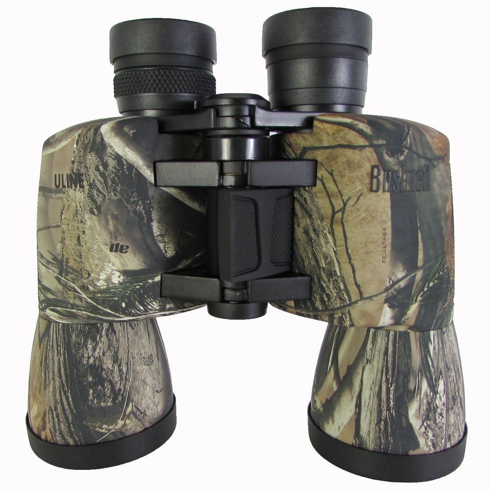 Bushnell Powerviewすべて目的双眼鏡, 10 x 50 mm magnication、Realtree AP B06XYWBNL1