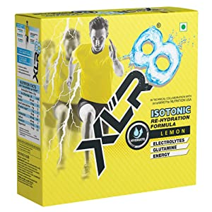XLR8 Iso Tonic Re Hydration formula Energy Drink - 1kg (Lemon)