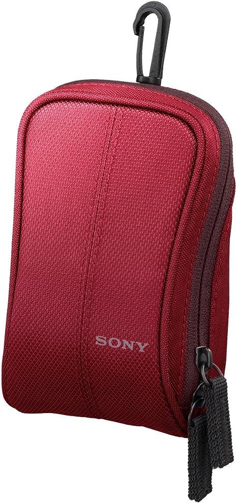 Sony Lcs Csw R Universaltasche Für Kompakte Cyber Shot Kamera