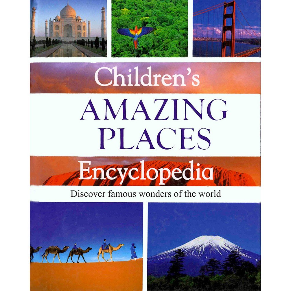Reference 20+ Amazing Places 972014075632055 Amazon.com Books