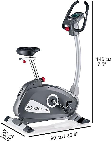 Kettler Basic Cycle P - Bicicleta Estática: Amazon.es: Deportes y ...